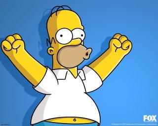"""""""Homero Simpson, el único egoísta que nos hace reir"""""""
