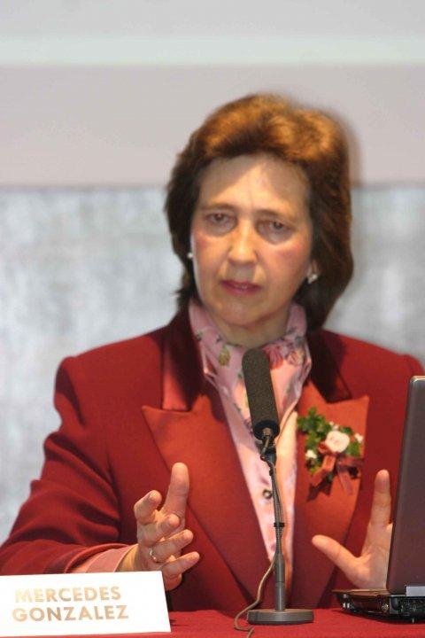 Mercedes González