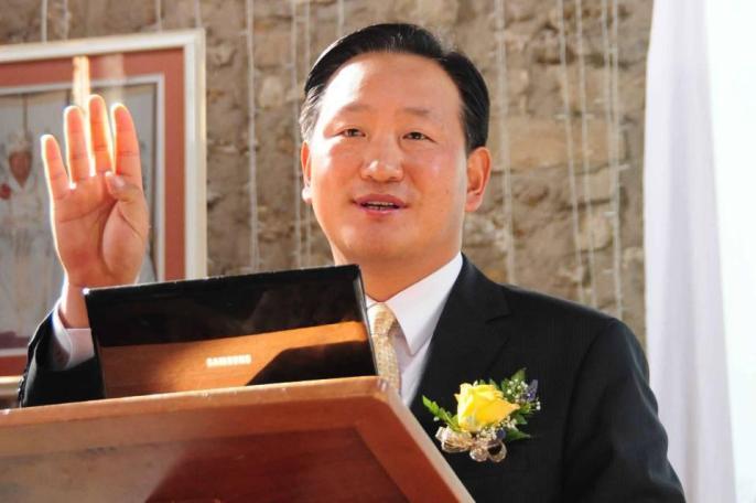 Rev. Shin