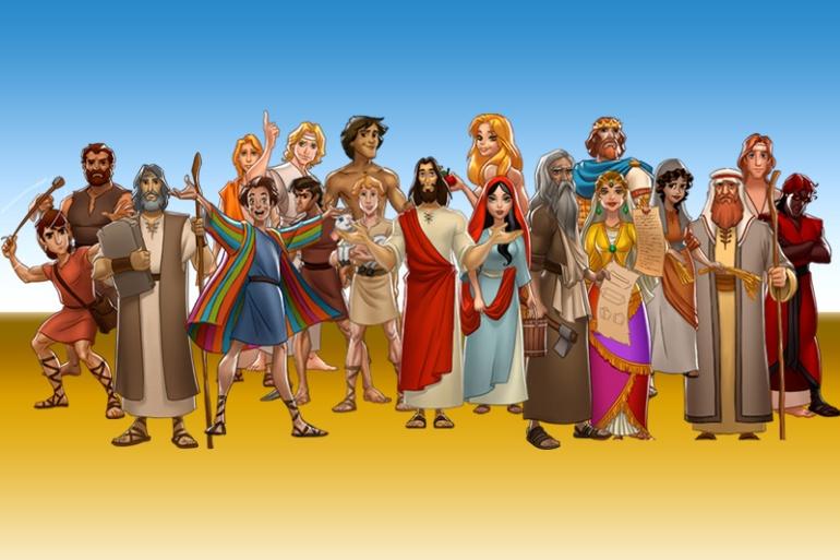 personajesdelabiblia